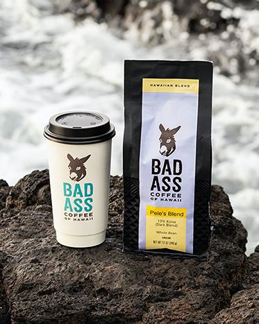bad ass coffee franchise merchandise